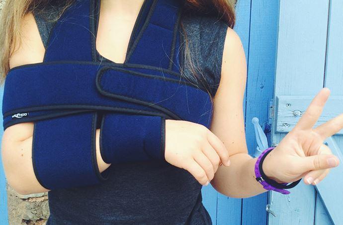 Orthèse de l'épaule