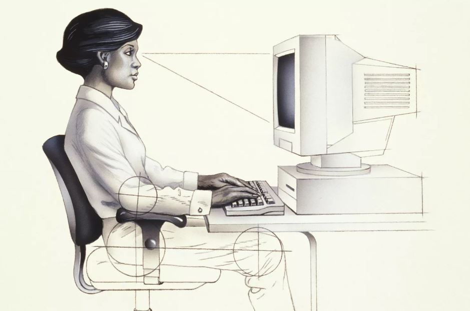 Posture au bureau - 5 conseils pour protéger votre dos
