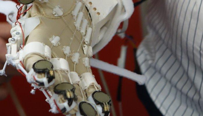 Print'Hand – l'exosquelette pour membre supérieur