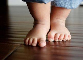 Troubles de la marche chez l'enfant