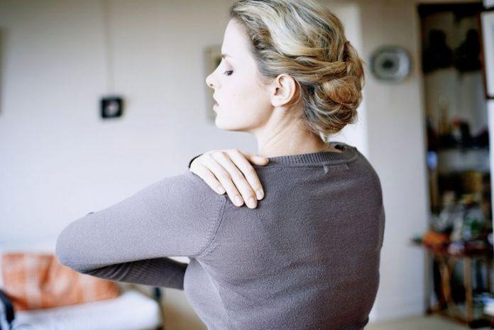 Tendinite de l'épaule