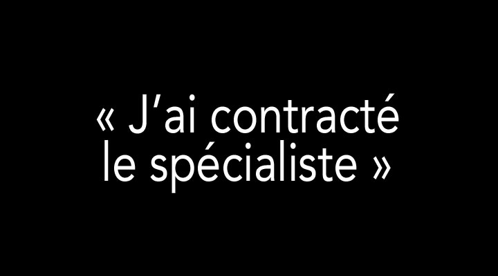 specialiste