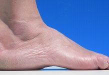 pied creux