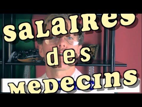 Combien gagnent les médecins libéraux en France ?